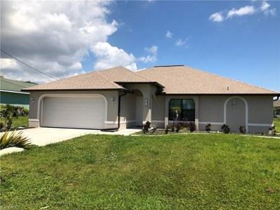 1511 20th AVE, Cape Coral, FL 33991 - MLS#: 219017242