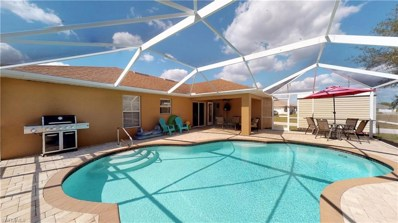2241 2nd AVE, Cape Coral, FL 33993 - MLS#: 219017844