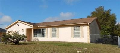 209 Gordon N AVE, Lehigh Acres, FL 33971 - #: 219018109