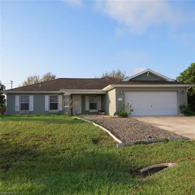 5233 Butte ST, Lehigh Acres, FL 33971 - MLS#: 219018683