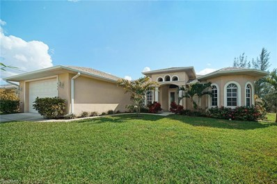 908 36th TER, Cape Coral, FL 33914 - MLS#: 219018890