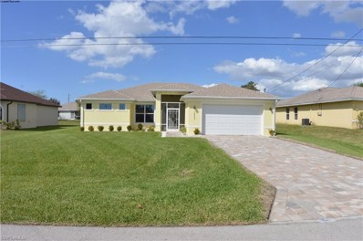 1623 13th TER, Cape Coral, FL 33991 - #: 219018966