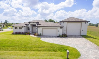 1012 11th TER, Cape Coral, FL 33909 - MLS#: 219019205
