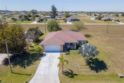 1002 1st AVE, Cape Coral, FL 33909 - MLS#: 219019605