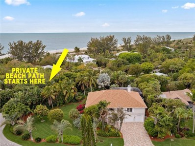 1035 Blue Heron DR, Sanibel, FL 33957 - #: 219019897