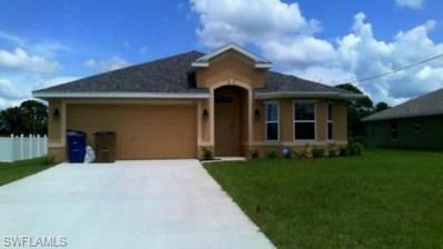 3110 5th W ST, Lehigh Acres, FL 33971 - MLS#: 219020218