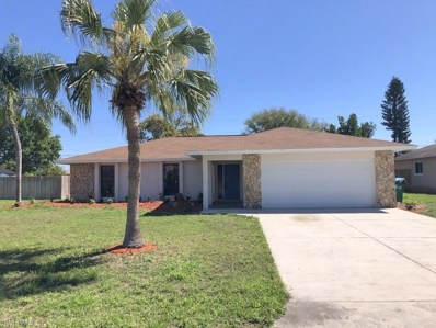 1213 21st AVE, Cape Coral, FL 33990 - MLS#: 219020328