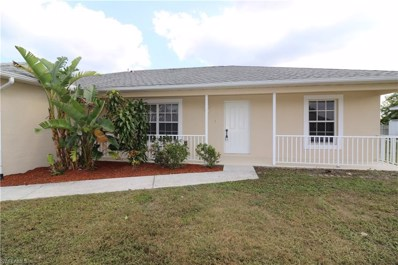 2128 15th TER, Cape Coral, FL 33909 - #: 219020459