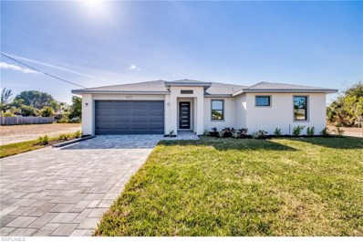 1703 12th TER, Cape Coral, FL 33991 - #: 219020541