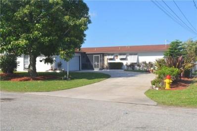 3006 17th PL, Cape Coral, FL 33904 - #: 219020691