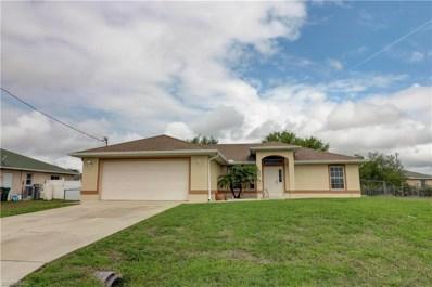 1419 20th ST, Cape Coral, FL 33993 - MLS#: 219020730