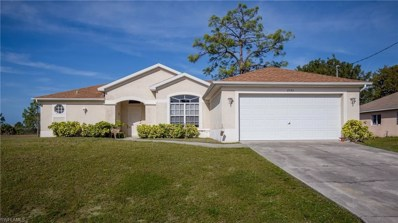 2540 21st AVE, Cape Coral, FL 33993 - #: 219020766