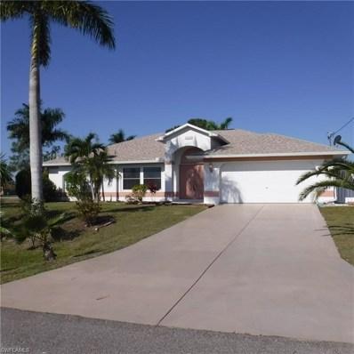 3700 12th AVE, Cape Coral, FL 33909 - MLS#: 219021046