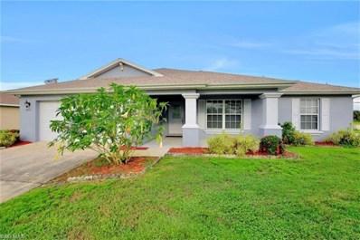 1801 17th AVE, Cape Coral, FL 33909 - #: 219021585