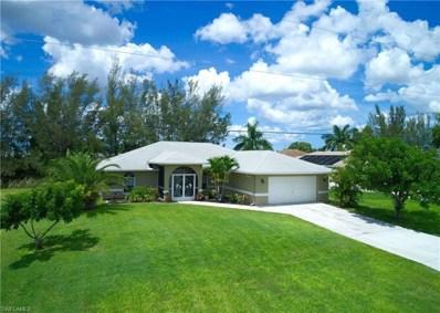 2240 17th AVE, Cape Coral, FL 33991 - MLS#: 219021609