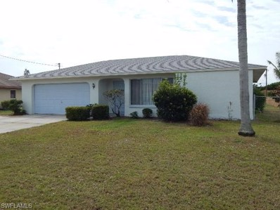 1424 14th TER, Cape Coral, FL 33990 - #: 219021639