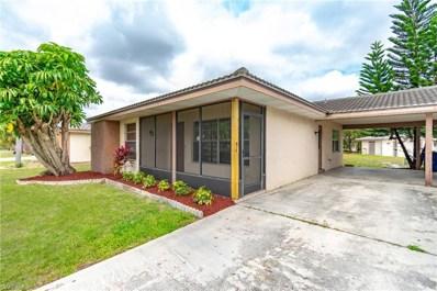 10 Parkwood Villas CT, Lehigh Acres, FL 33936 - MLS#: 219021654