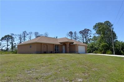 1034 Albion ST, Lehigh Acres, FL 33974 - #: 219022010