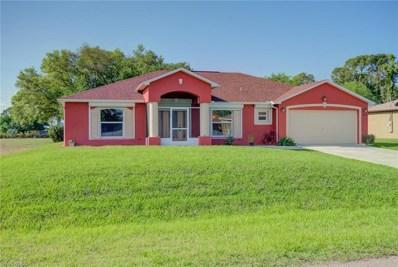 4809 4th W ST, Lehigh Acres, FL 33971 - #: 219022019