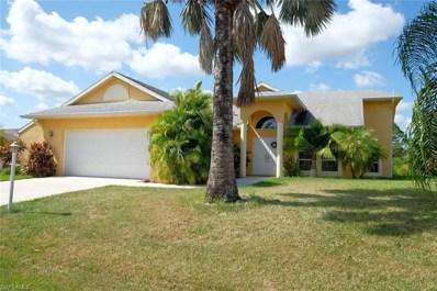 405 Poinsettia AVE, Lehigh Acres, FL 33972 - MLS#: 219022498