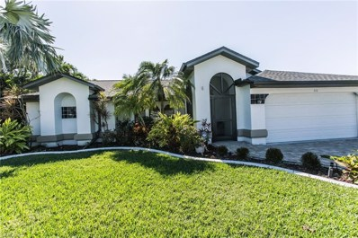 816 2nd AVE, Cape Coral, FL 33991 - MLS#: 219022534