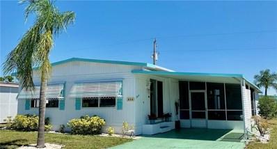 456 Jacaramba CT, North Fort Myers, FL 33917 - MLS#: 219023240