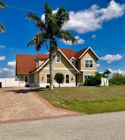 1327 11th ST, Cape Coral, FL 33993 - MLS#: 219023986