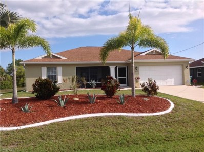 1819 38th TER, Cape Coral, FL 33909 - #: 219024113