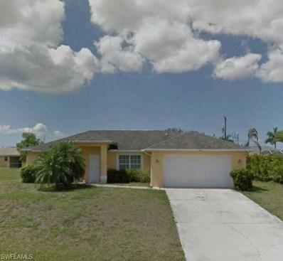 1810 3rd AVE, Cape Coral, FL 33993 - #: 219025539