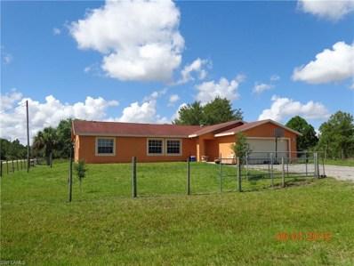 442 Hunting Club AVE, Clewiston, FL 33440 - #: 219026042