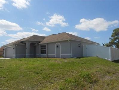 1826 17th PL, Cape Coral, FL 33909 - #: 219026235
