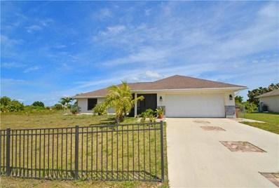 835 Wolverine E ST, Lehigh Acres, FL 33974 - MLS#: 219026856