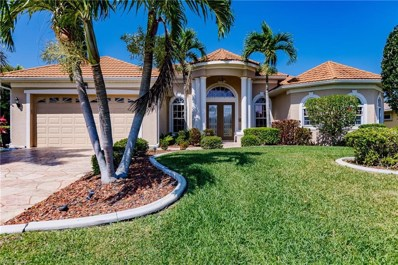 442 37th PL, Cape Coral, FL 33993 - MLS#: 219026902