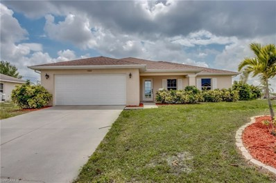 1406 10th LN, Cape Coral, FL 33909 - #: 219027455