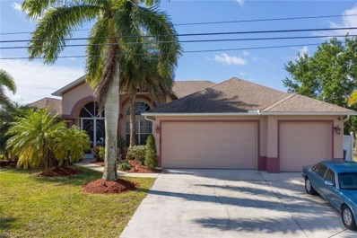1702 2nd TER, Cape Coral, FL 33993 - #: 219027542