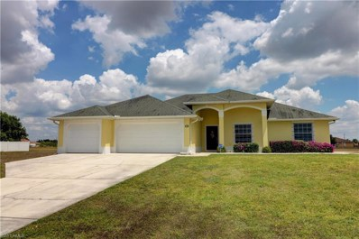 1113 9th AVE, Cape Coral, FL 33993 - #: 219027985