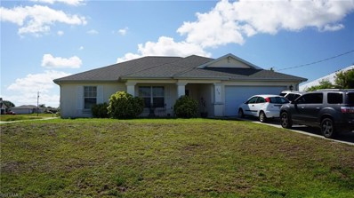 918 9th PL, Cape Coral, FL 33993 - #: 219028172