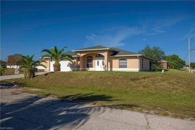 2108 10th AVE, Cape Coral, FL 33909 - #: 219028673