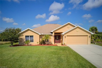 715 Willard AVE, Lehigh Acres, FL 33972 - #: 219029116