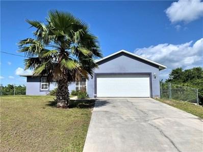 806 Ashley RD, Lehigh Acres, FL 33974 - MLS#: 219030426