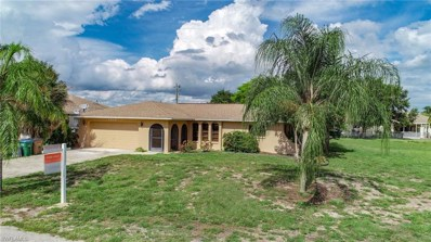 1213 14th AVE, Cape Coral, FL 33909 - #: 219032810