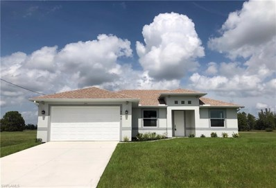 3709 17th AVE, Cape Coral, FL 33909 - #: 219032859