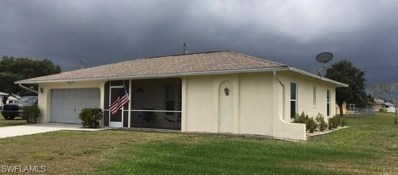 918 19th ST, Cape Coral, FL 33909 - #: 219033755