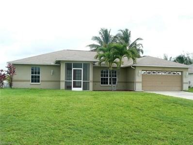 1725 21st LN, Cape Coral, FL 33991 - MLS#: 219034498