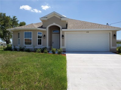 4108 15th PL, Cape Coral, FL 33909 - #: 219034643