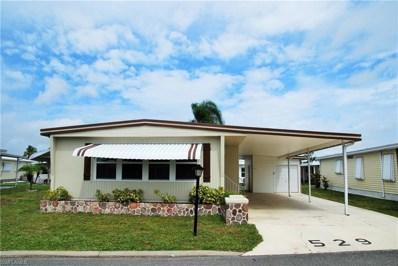 529 Palmer BLVD, North Fort Myers, FL 33903 - MLS#: 219034783