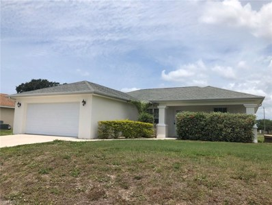 915 10th LN, Cape Coral, FL 33909 - MLS#: 219035300