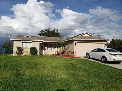 1333 21st AVE, Cape Coral, FL 33909 - #: 219036218