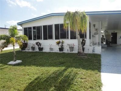 459 Jacaramba CT, North Fort Myers, FL 33917 - MLS#: 219036717