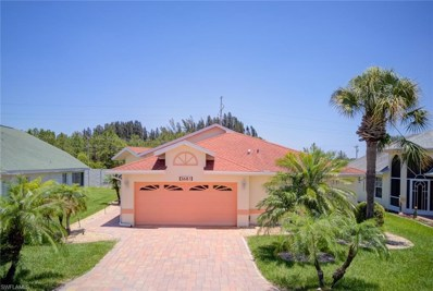 3681 Gloxinia DR, North Fort Myers, FL 33917 - MLS#: 219037860